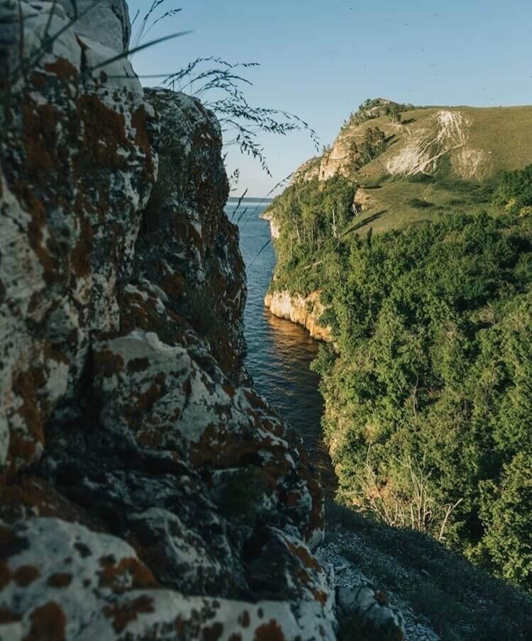 «Заповедные места Жигулей: путешествие к Молодецкому кургану»