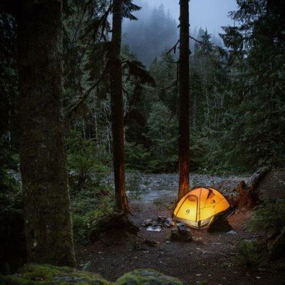 """""""Ночь в мистическом лесу"""" двухдневный тур с палатками в Рачейском бору"""