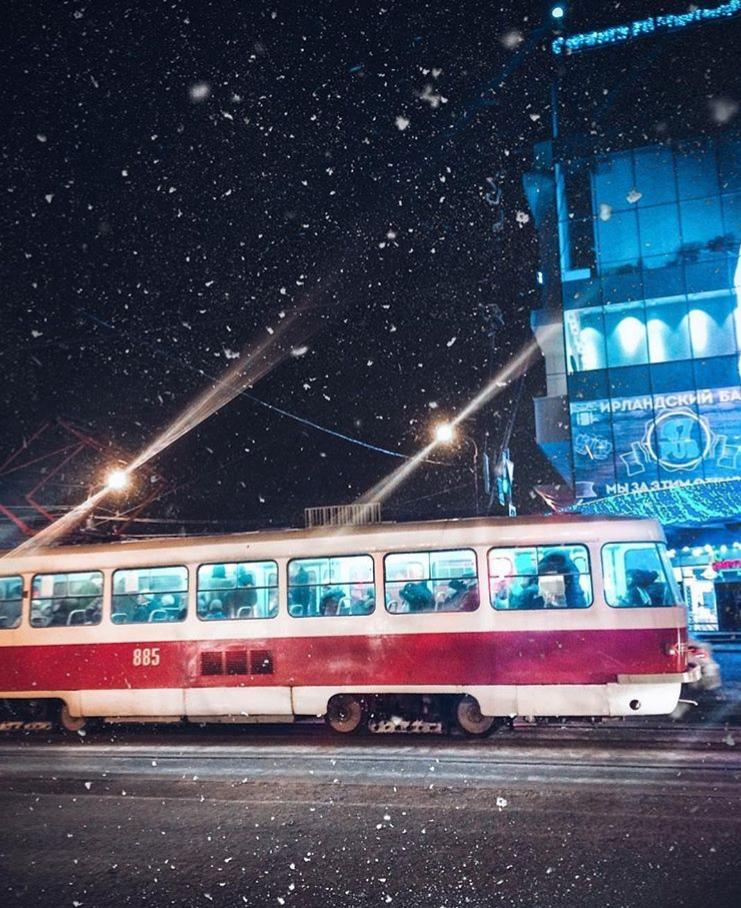 «Трамвай «История»