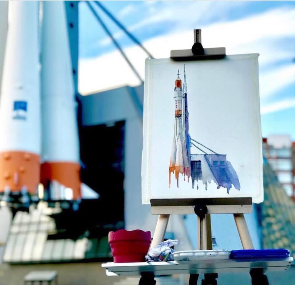 «Самара – просто космос» с посещением музея Авиации и космонавтики и дегустацией космической еды