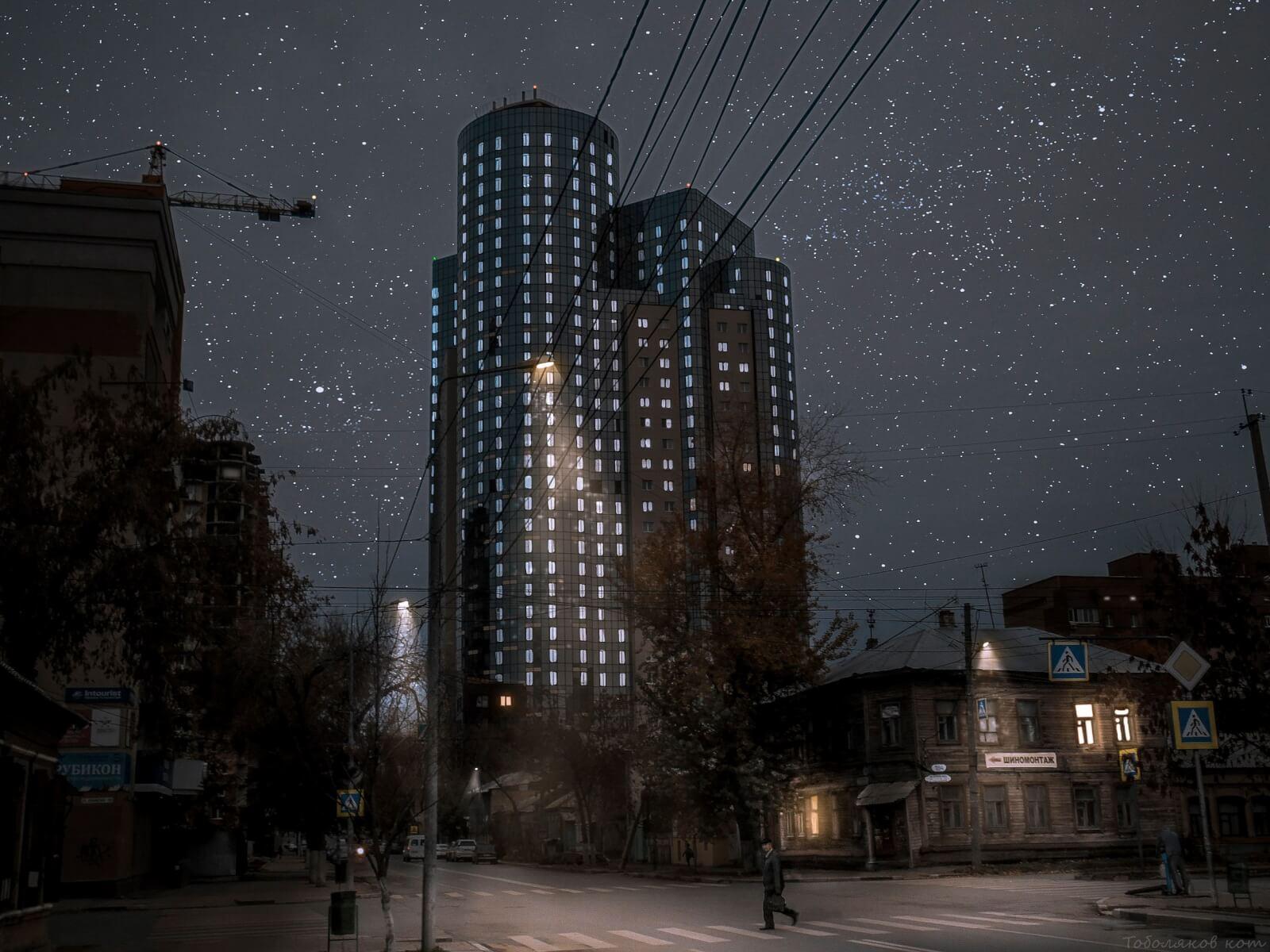 """""""Ночь. Улица. Фонарь."""" ночная экскурсия по городу"""