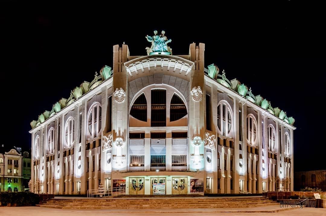 «Самара театральная»