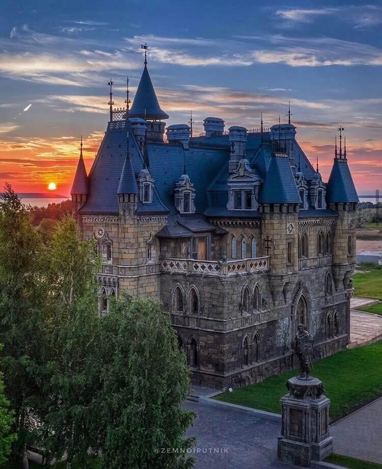 «Дорога в сказку» с посещением замка Гарибальди