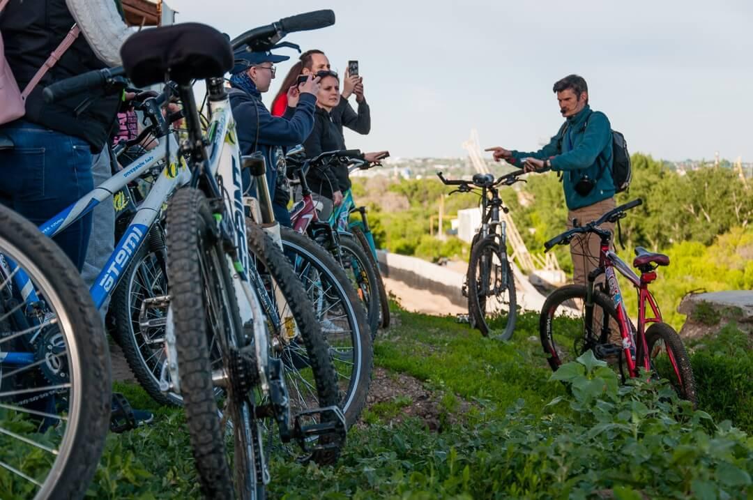 «Сквозь потайные ходы города» велоэкскурсия
