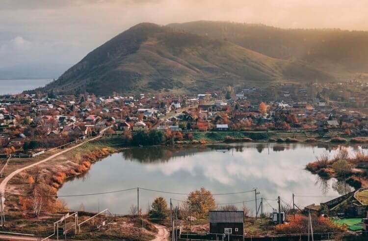"""""""Три сотни метров над уровнем неба"""" тур на гору Стрельную и Ширяево"""