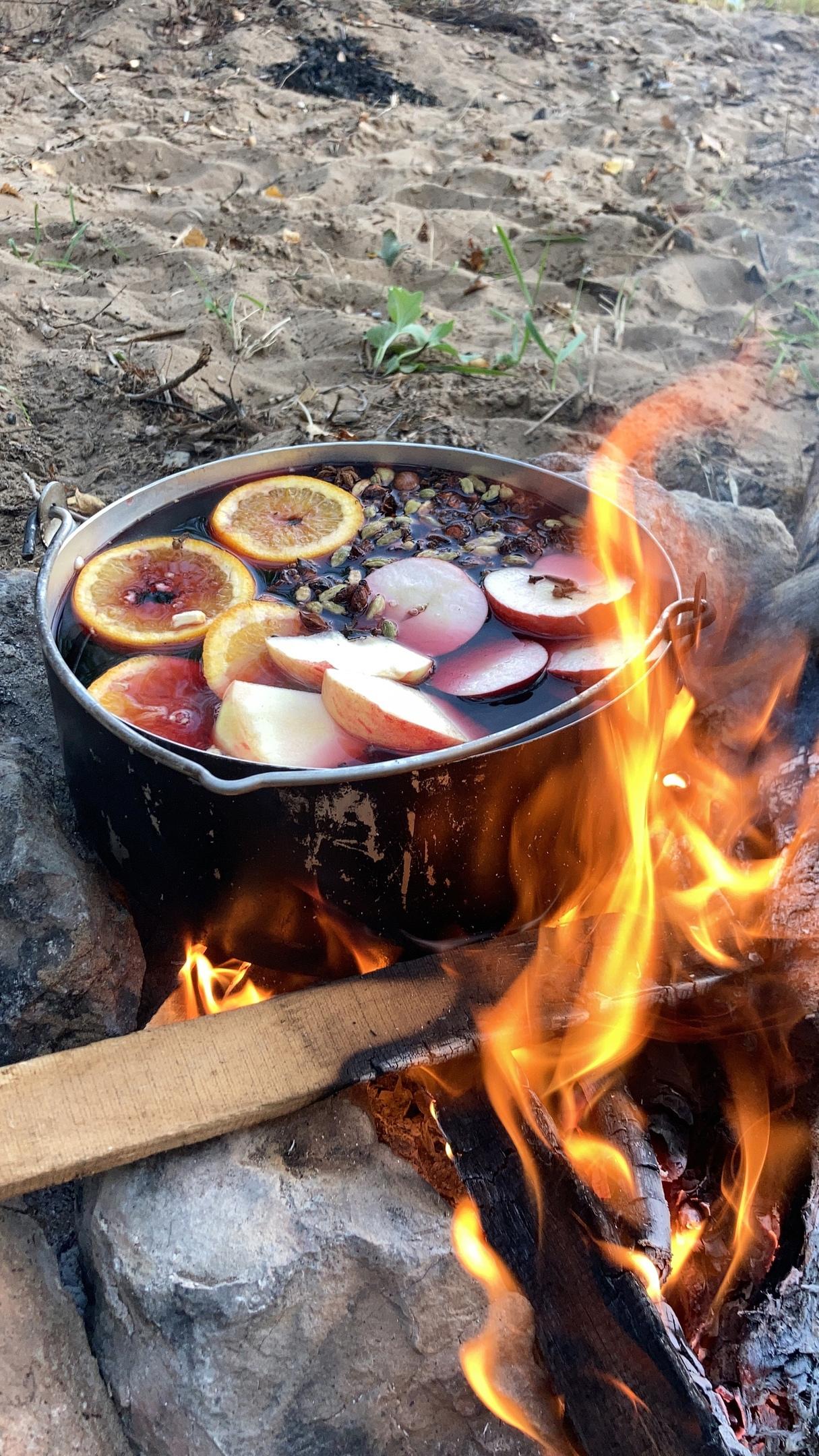 NEW! «Сплав на сапах на закате» с барбекю