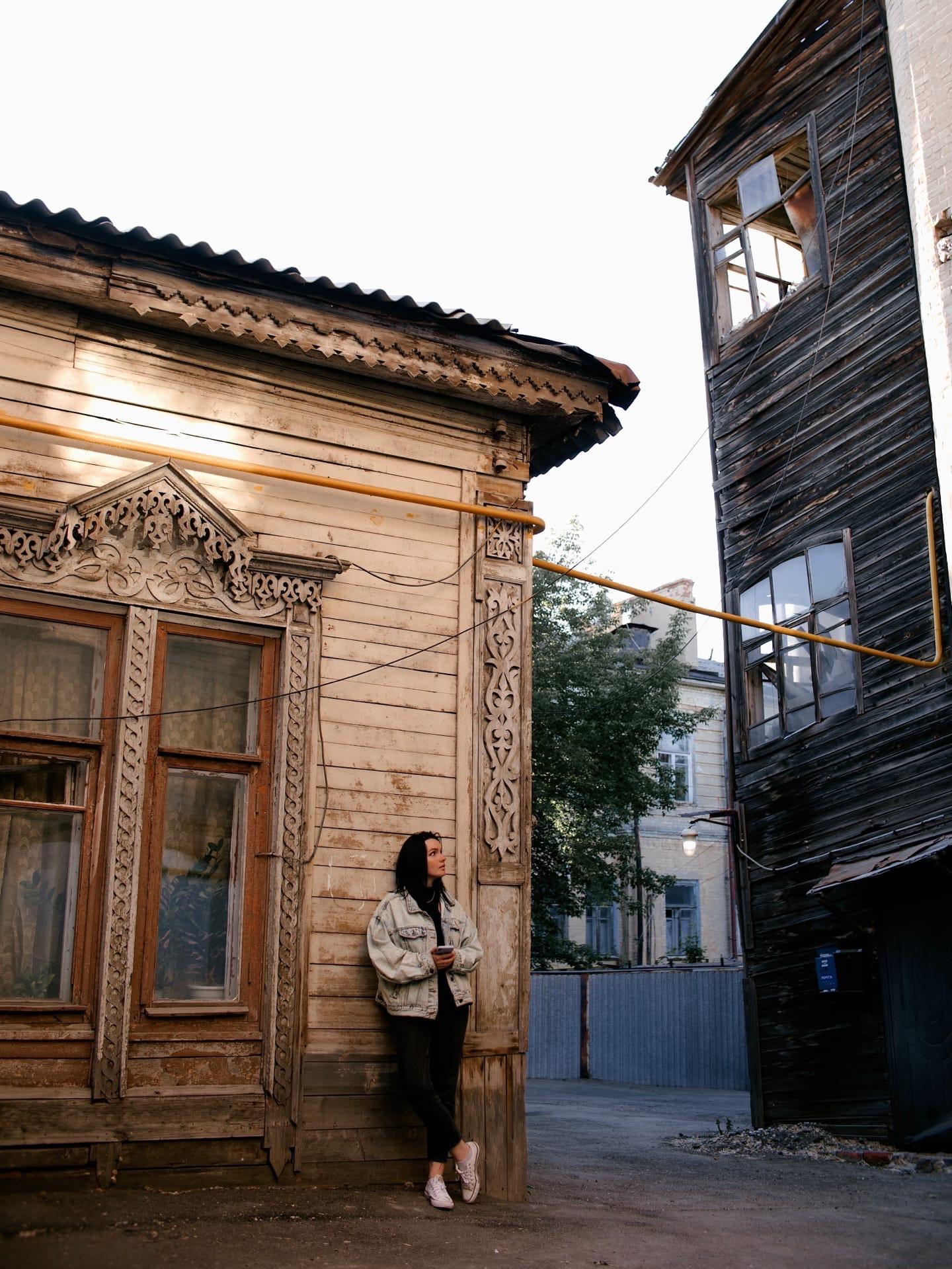 «Фототур по самарским дворикам» с блоггером